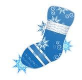 Vectorillustratie van Kerstmiskous Royalty-vrije Stock Foto