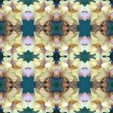 Vectorillustratie van kleurrijk patroon Royalty-vrije Stock Afbeelding