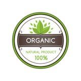 Vectorillustratie van Natuurlijke Organische Ingrediënten royalty-vrije stock foto