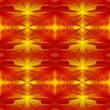 Vectorillustratie van oosters patroon Royalty-vrije Stock Afbeeldingen