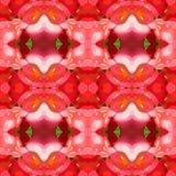 Vectorillustratie van roze gevlekte achtergrond Stock Afbeelding
