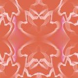 Vectorillustratie van varkenssilhouetten vector illustratie