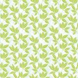 Vectorillustratiebladeren van palm Stock Foto