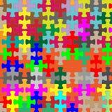 Vectorilustration van raadsels Royalty-vrije Stock Afbeeldingen
