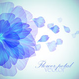 Vectorized watercolor drawing. Stock Photography