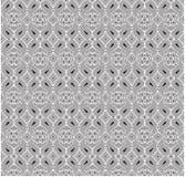 Vectorkunst van Naadloos geometrisch patroon Royalty-vrije Stock Foto's