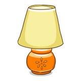 Vectorlamp Royalty-vrije Stock Foto's