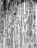 Vectorlandhuis Houten textuur Royalty-vrije Stock Foto's