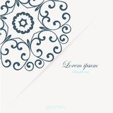 Vectormalplaatje voor omslag, adreskaartje en vector illustratie