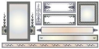 Vectormalplaatje voor reclame, vlieger, uitnodigingen of greeti vector illustratie
