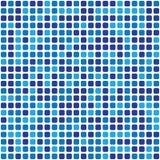 Vectorpalet 484 vormen in blauwe chaotically verspreide gamma vector illustratie