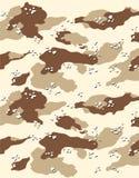 VectorPatroon 3 van de camouflage Stock Afbeelding