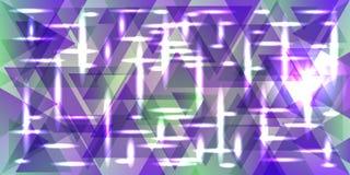 Vectorpatroon van metaal in pastelkleur purpere tonen royalty-vrije illustratie