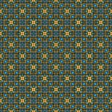Vectorpatroonmeetkunde Stock Afbeelding