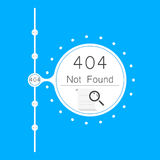 Vectors Abstract background 404 connection error.  stock illustration
