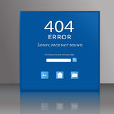 Vectors Abstract background 404 connection error Stock Photography
