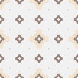 Vectorsamenvatting Gekleurd vector Etnisch geometrisch naadloos patroon royalty-vrije illustratie