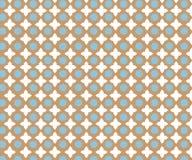 Vectortegelpatroon, het bloemenmozaïek van Lissabon, Mediterraan naadloos marineblauw ornament royalty-vrije illustratie