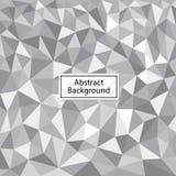 Vectorveelhoek abstracte achtergrond royalty-vrije illustratie