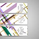 Vectorwebelement voor uw ontwerp Royalty-vrije Stock Afbeelding