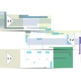 Vectorwebelement voor uw ontwerp Royalty-vrije Stock Fotografie
