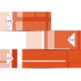 Vectorwebelement voor uw ontwerp Stock Afbeeldingen