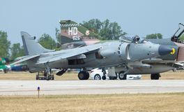 Vectren Dayton Air Show image libre de droits