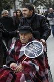 Vedat Turkali in Hrant Dink commemoration Stock Image