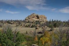Vedauwoo, Wyoming Royalty Free Stock Photo
