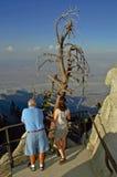 Vedere del luogo di turisti Immagini Stock