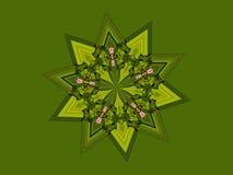 Vedere verde Fotografie Stock Libere da Diritti