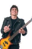 Vedette du rock photos libres de droits