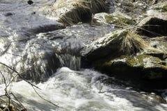 Vedi lo scorrimento dell'acqua Fotografia Stock Libera da Diritti