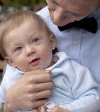 Veel gehouden van Baby royalty-vrije stock foto's