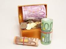 Veel Geld stock foto