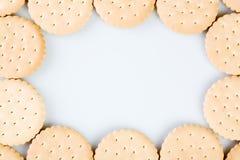 Veel koekjes stock foto