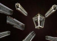 Veel lantaarns royalty-vrije stock fotografie