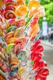 Veel suikergoed voor kinderen royalty-vrije stock foto's
