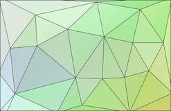 Veelhoekachtergrond Stock Afbeeldingen