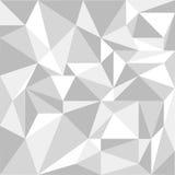 Veelhoekig Patroon Als achtergrond Royalty-vrije Stock Foto's