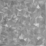 Veelhoekige achtergrond Vector Illustratie