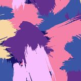 Veelkleurig Autumn Background Goed voor ontwerp uw aanbieding van de dalingsverkoop Retro uitstekend de jaren '80 of jaren '90 ab Royalty-vrije Stock Fotografie