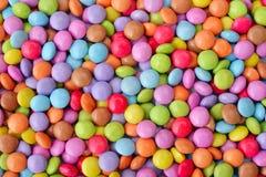 Veelkleurig suikergoed royalty-vrije stock afbeelding