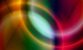 Veelkleurige abstracte achtergrond, achter en lichte kleurenachtergrond royalty-vrije illustratie