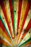 Veelkleurige grungeachtergrond Stock Afbeelding