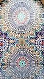 Veelkleurige met de hand gemaakte ceramisch Stock Foto's