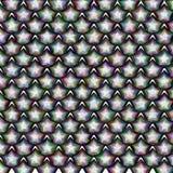 Veelkleurige ster op wit patroon als achtergrond Stock Afbeeldingen
