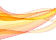 Veelkleurige vlammen Stock Foto