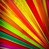 Veelkleurige Zonnestralen grunge Stock Afbeeldingen