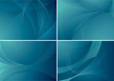 Veelvoudige abstracte reeks als achtergrond vector illustratie